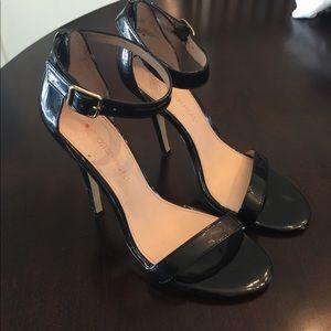 Gorgeous Black Patent Leather Boston Proper Heels
